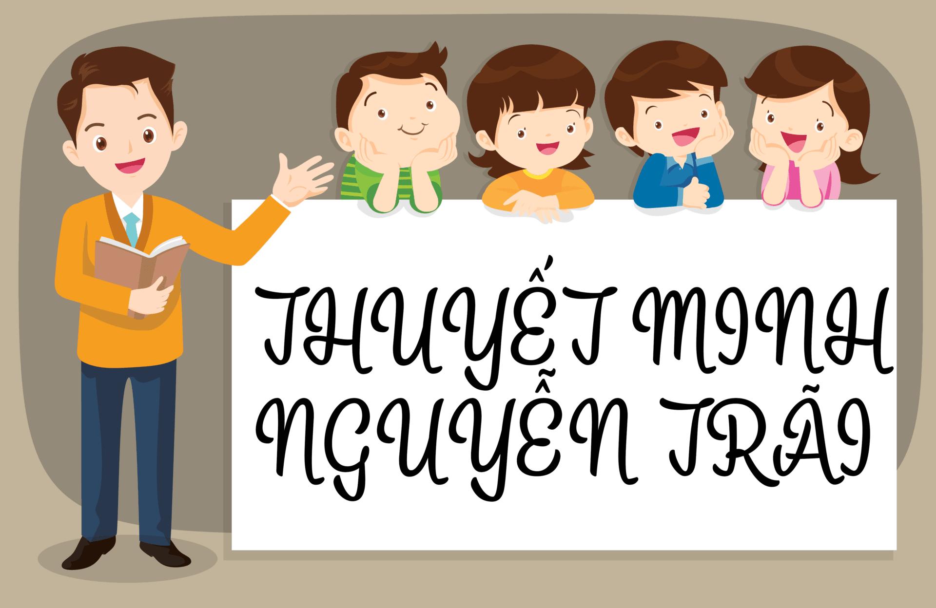 Giới thiệu tác giả Nguyễn Trãi.