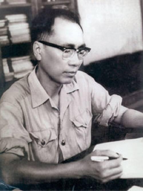 nhà thơ Chính Hữu
