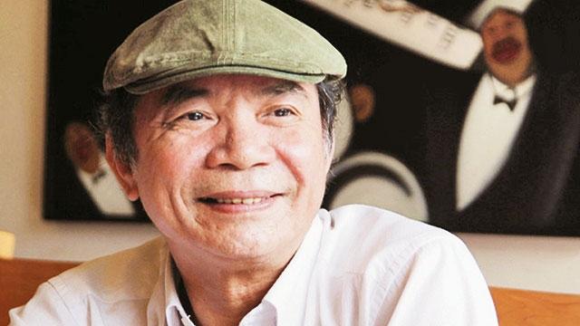"""Nghìn trang """"đắp"""" chân dung Nguyễn Trọng Tạo - Báo Nhân Dân"""
