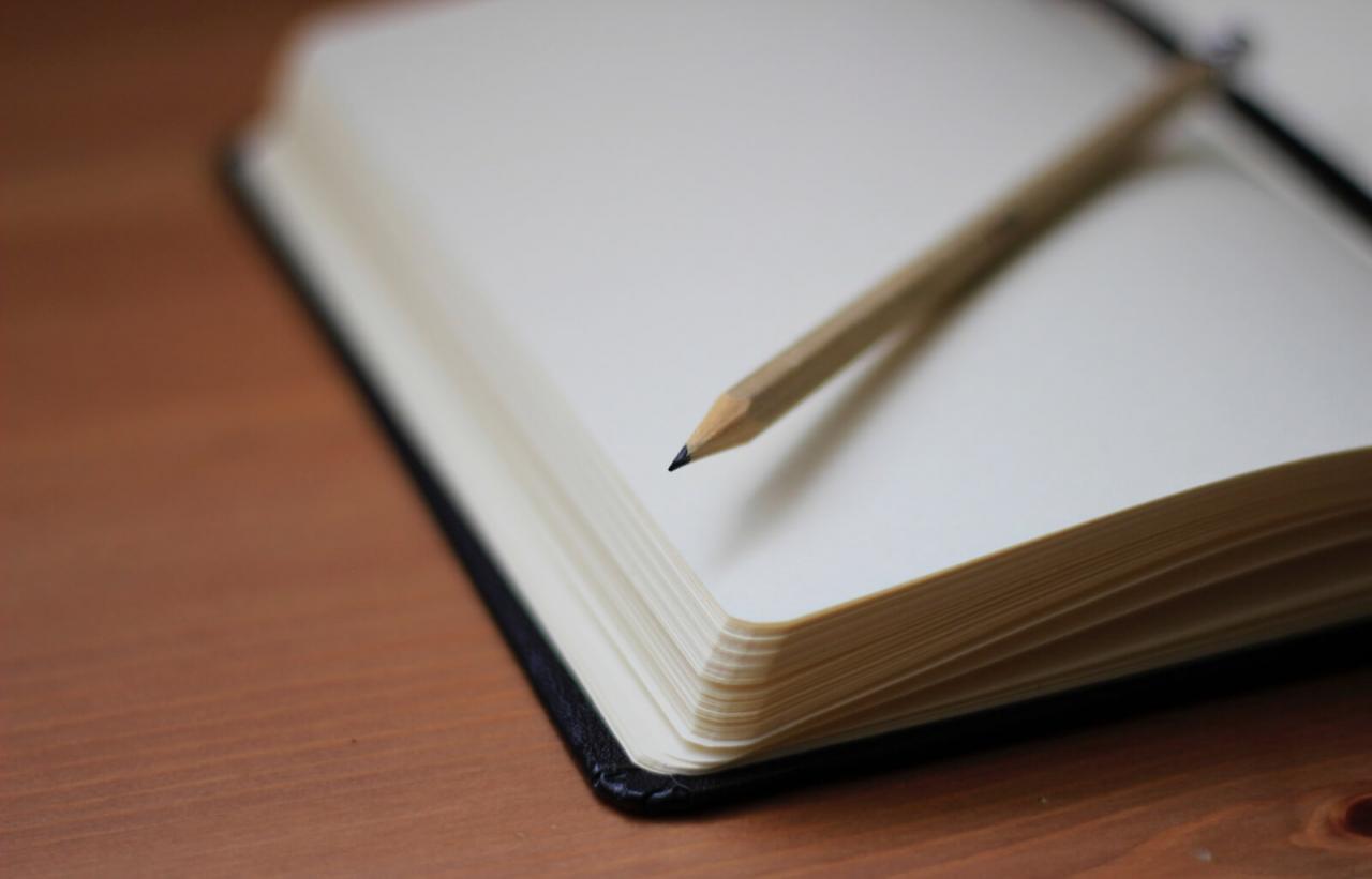 bg-journal-grief-pencil - Refuge In Grief