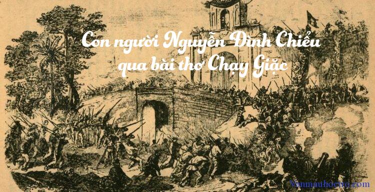 Nguyễn Đình Chiểu - Chạy Giặc