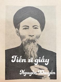 Tiến sĩ giấy - Nguyễn Khuyến