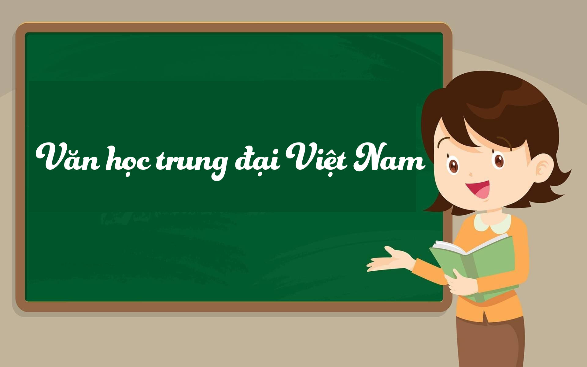 văn học trung đại Việt Nam