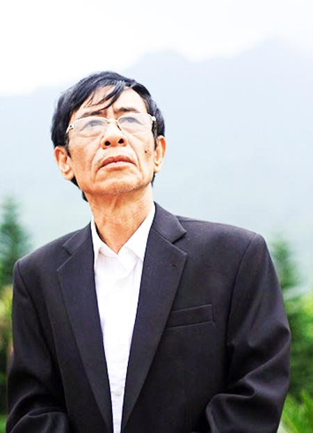 """Hoàng Nhuận Cầm với """"chiếc lá đầu tiên"""" xanh biếc - Báo Khánh Hòa điện tử"""