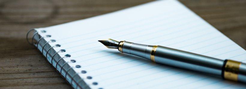 Paper Fountain Pen Notebook Financial Plan, Inc., PNG, 1920x699px, Paper,  Ballpoint Pen, Business, Card Stock, Fountain