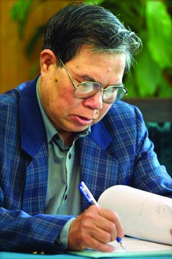 Ma Văn Kháng - tận tâm từng phút với đời, văn | baotintuc.vn