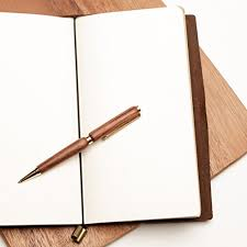 Wanderings Classic Vintage Refillable Leather Notebook Journal Perfect for  Writing, Gifts, Fountain Pen Users, Sketching and Professionals (Brown):  Amazon.in: Office Products