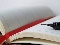 Fountain pen on white book with red ribbon bookmark HD wallpaper | Wallpaper Flare