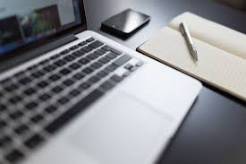 iPhone, Notebook and Pen Free Stock Photo - NegativeSpace