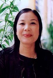 Nhà thơ Lâm Thị Mỹ Dạ - Tạp chí Sông Hương