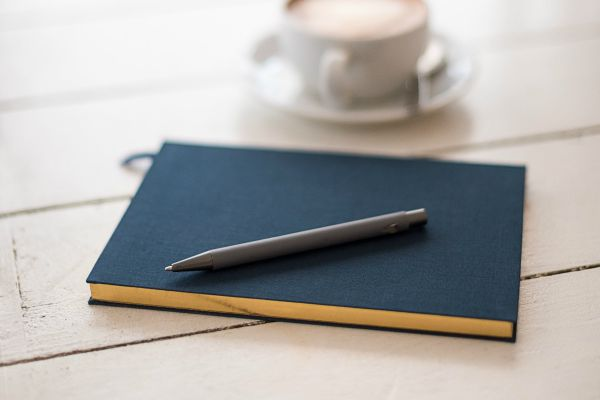 journal-and-pen - Positive Routines