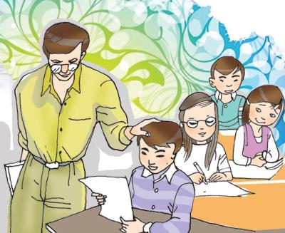 Tả người thầy mà em yêu quý - 10 bài Văn mẫu tả thầy giáo lớp 5, 6, 7 - VnDoc.com