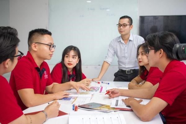 Học luyện thi SAT ở đâu tại TP HCM?